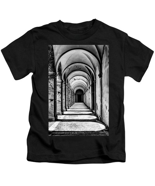 Vanishing Point Kids T-Shirt