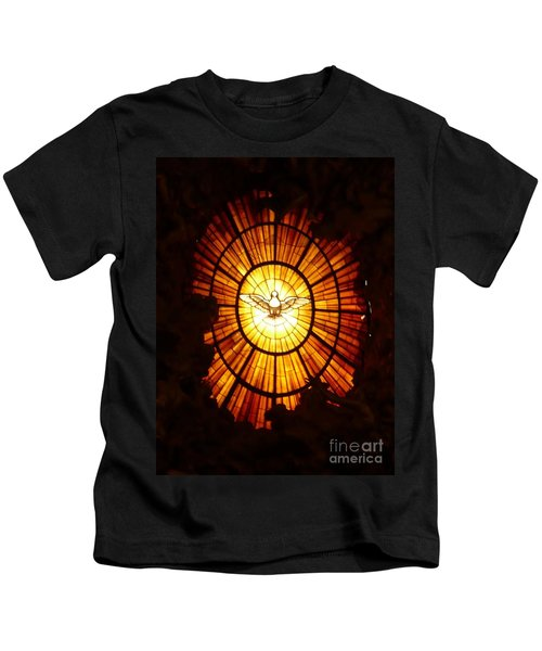 Vatican Window Kids T-Shirt