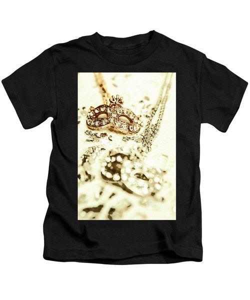 Venetian Crystal Style Kids T-Shirt