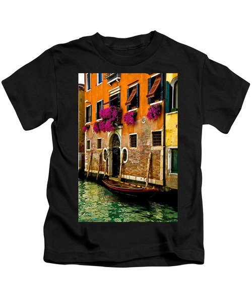 Venice Facade Kids T-Shirt