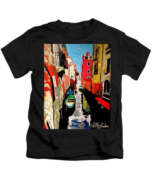 Venice Italy  Kids T-Shirt