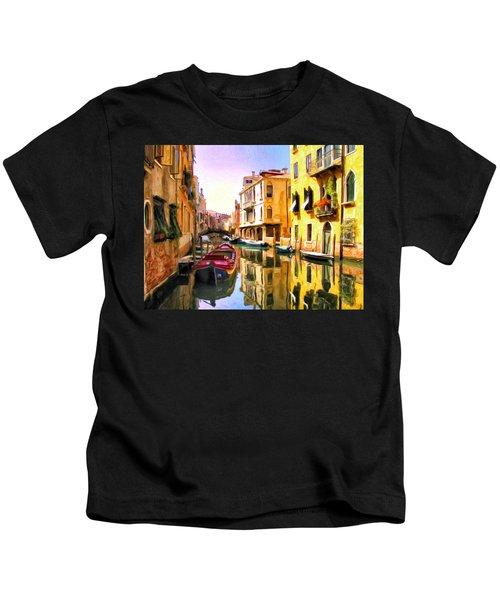 Venice Morning Kids T-Shirt