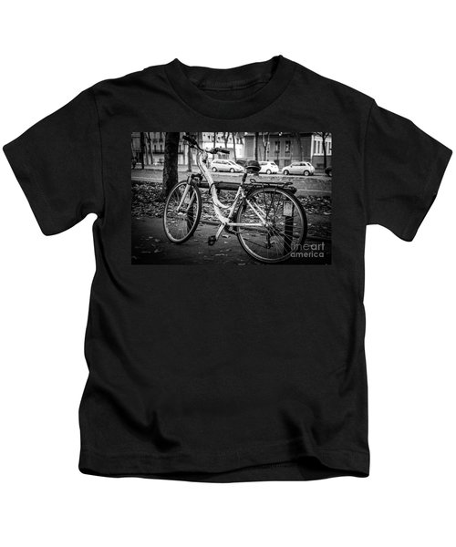 Versailles Bicycle Kids T-Shirt