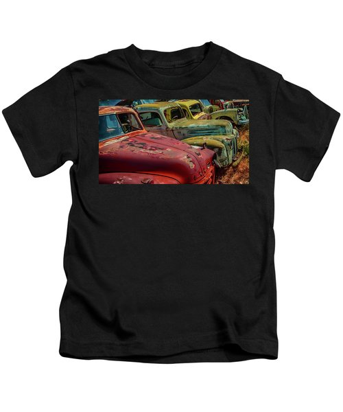 Very Late Models Kids T-Shirt