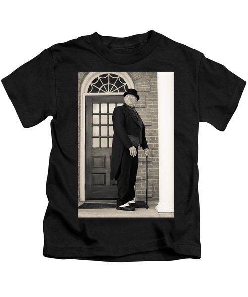 Victorian Dandy Kids T-Shirt