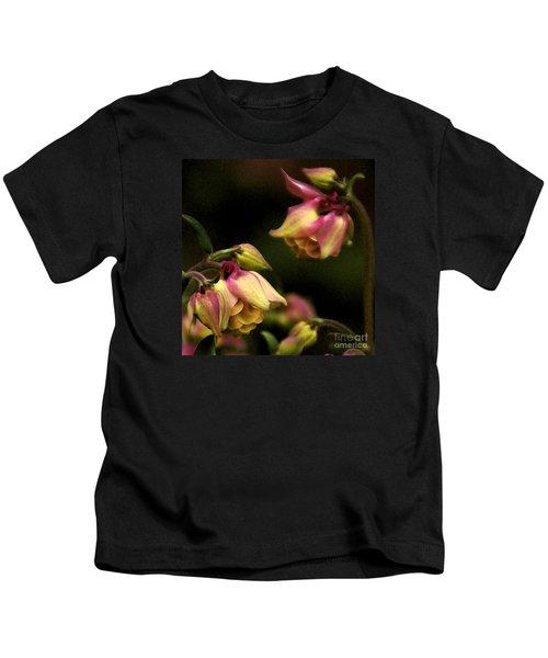 Victorian Romance Kids T-Shirt