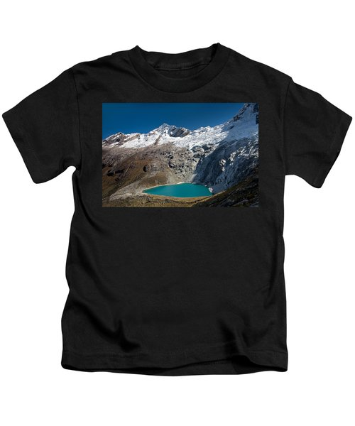 View From Punta Union Kids T-Shirt