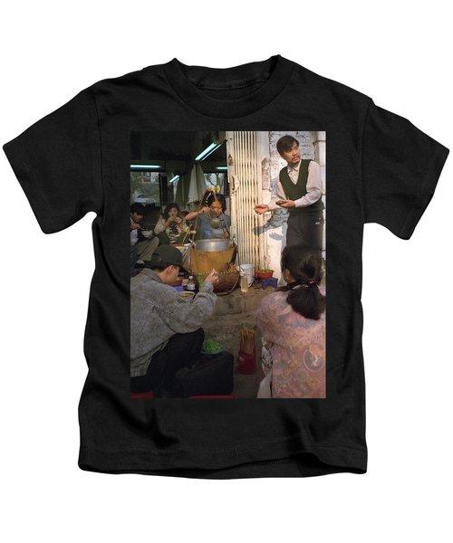 Vietnamese Street Food Kids T-Shirt