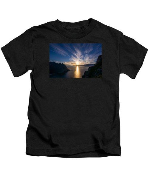 View From Ryten Kids T-Shirt