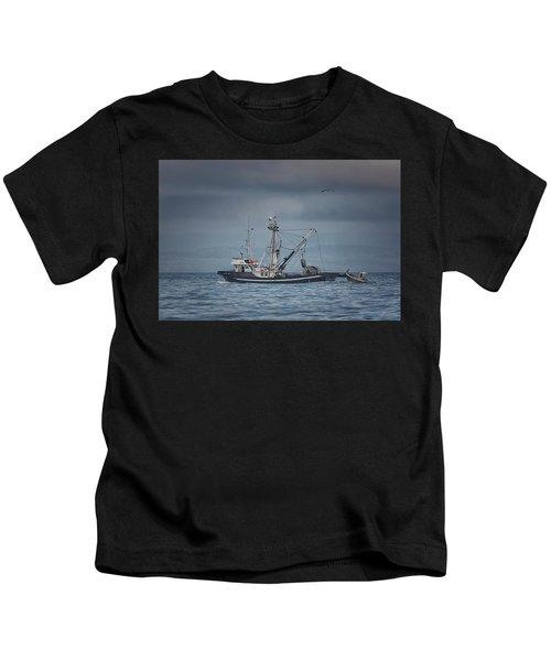 Viking Tide Kids T-Shirt