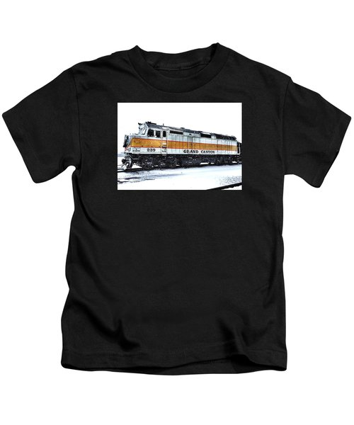 Vintage Ride Kids T-Shirt
