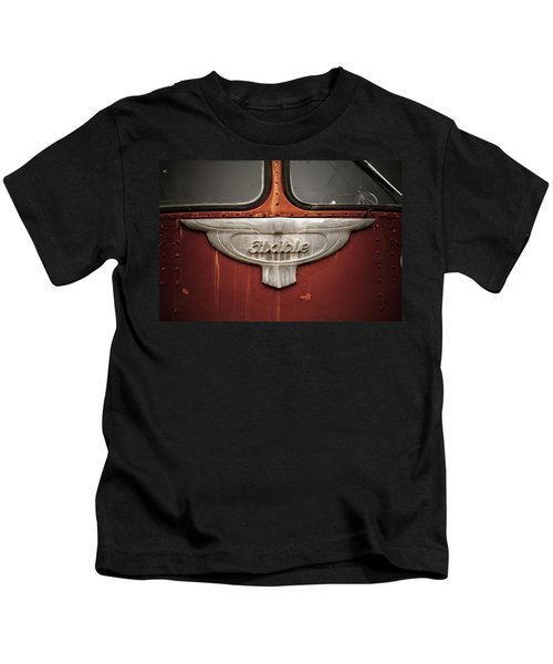 Vintage Tour Bus Kids T-Shirt