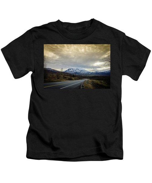 Volcanic Road Kids T-Shirt