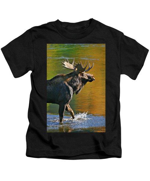 Wading Moose Kids T-Shirt