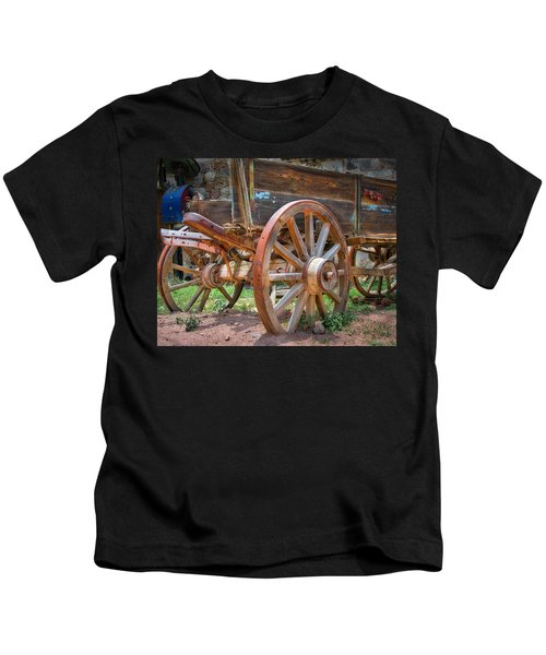 Wagons Ho Kids T-Shirt