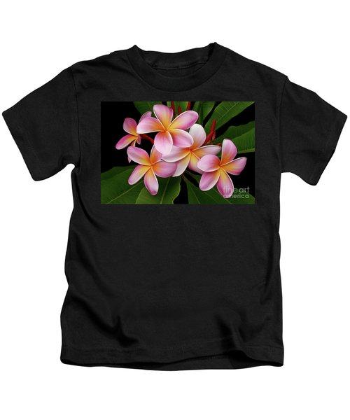 Wailua Sweet Love Texture Kids T-Shirt