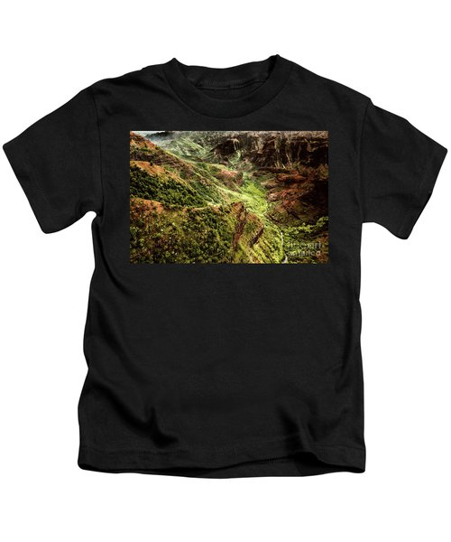Waimea Canyon Kids T-Shirt