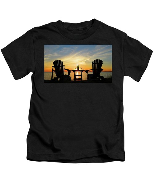 Waiting For Summer Kids T-Shirt