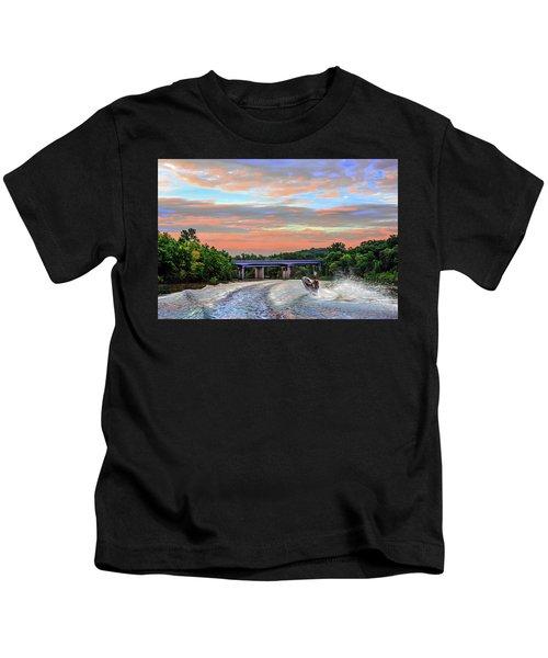 Wake Jumper  Kids T-Shirt