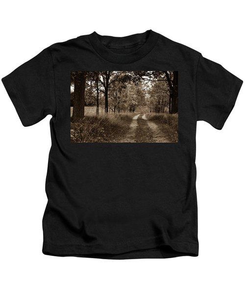 Walnut Lane Antiqued Kids T-Shirt