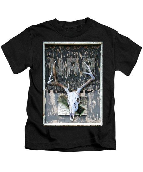 War Skull Kids T-Shirt