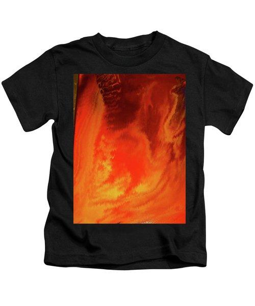 Warm  Kids T-Shirt