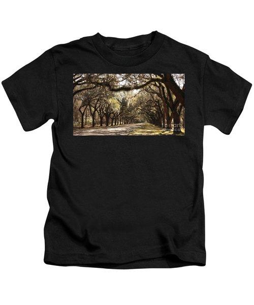 Warm Southern Hospitality Kids T-Shirt