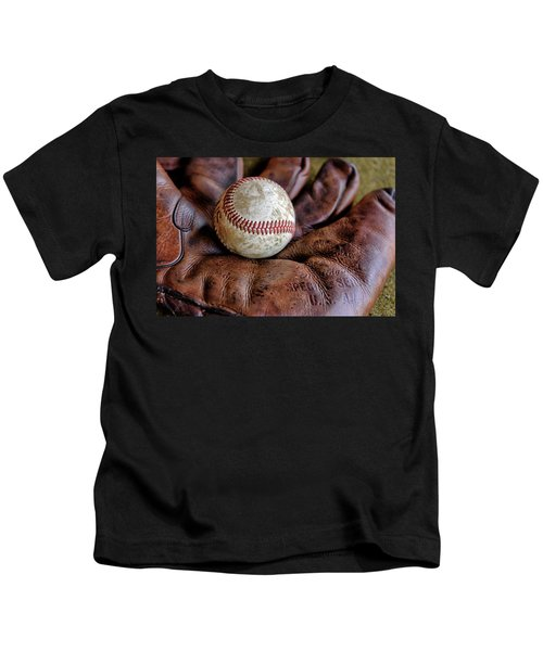 Wartime Baseball Kids T-Shirt