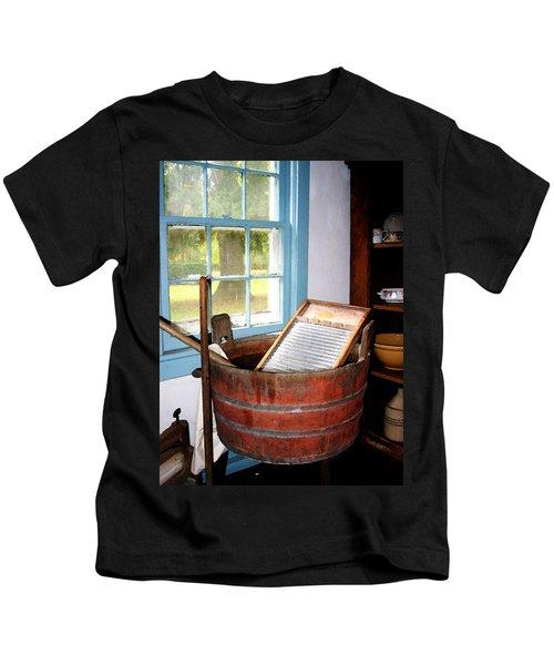 Washboard Kids T-Shirt