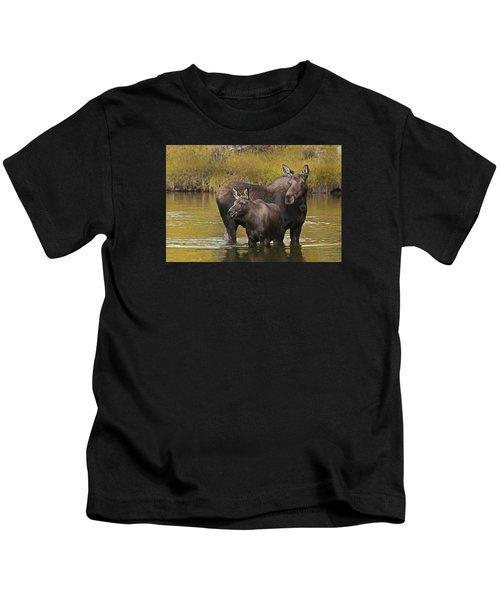 Watchful Moose Kids T-Shirt