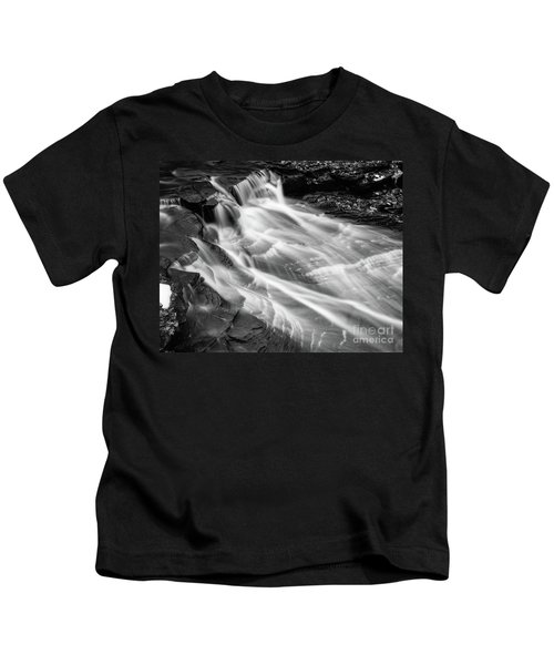 Water Falls Kids T-Shirt