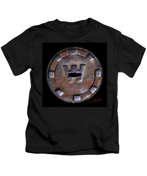 Water Hole 3 Kids T-Shirt