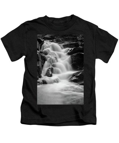 water stair in Ilsetal, Harz Kids T-Shirt