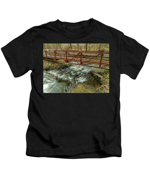 Water Under The Bridge Kids T-Shirt