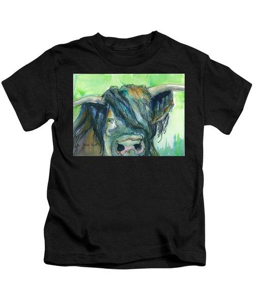 Water Yak Kids T-Shirt
