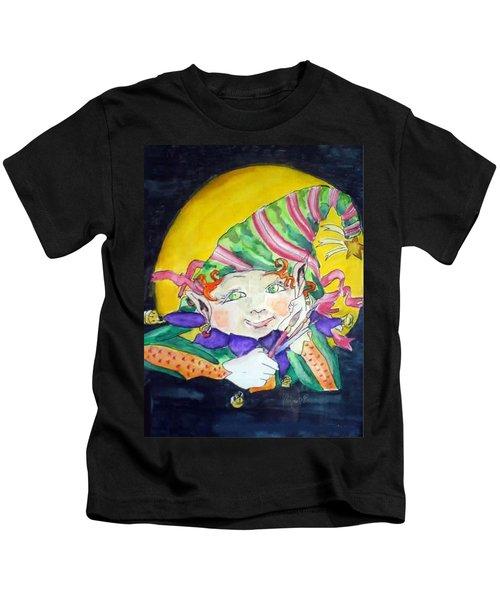 Elfin Artist Kids T-Shirt