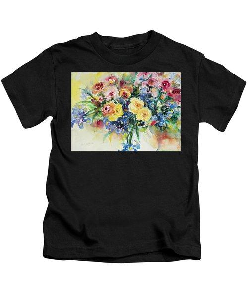 Watercolor Series 62 Kids T-Shirt