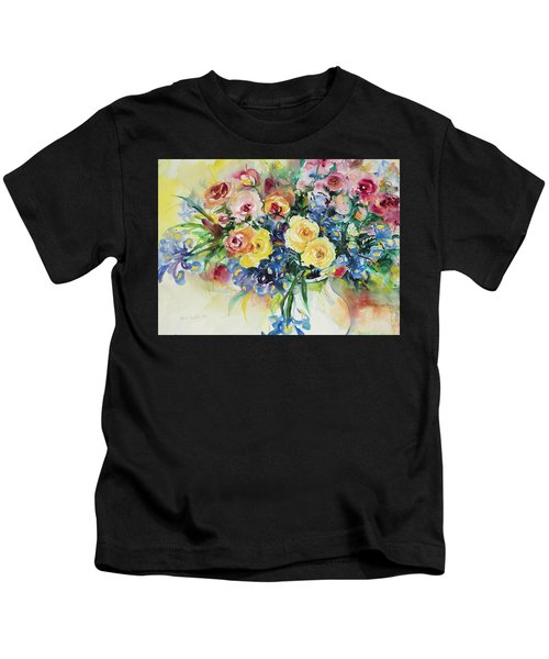 Watercolor Series 62 Kids T-Shirt