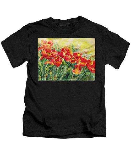 Watercolor Series No. 241 Kids T-Shirt