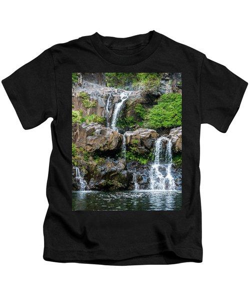 Waterfall Series Kids T-Shirt