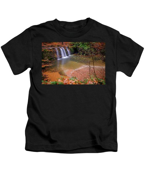 Waterfall-1 Kids T-Shirt