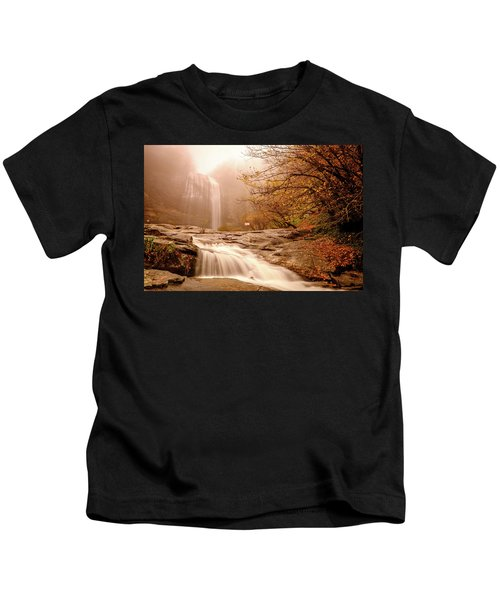 Waterfall-11 Kids T-Shirt