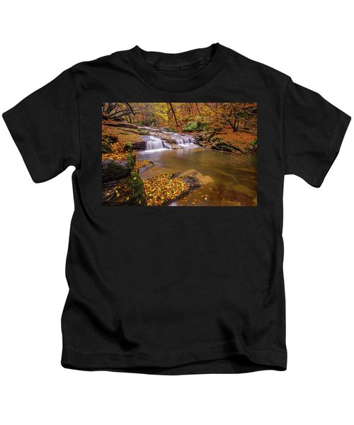 Waterfall-6 Kids T-Shirt