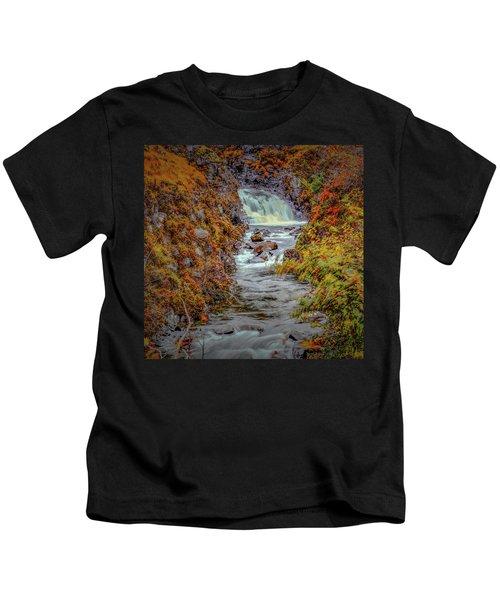 Waterfall #g8 Kids T-Shirt