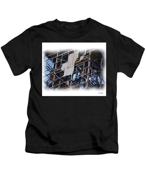 Waterfront Decay Three Kids T-Shirt