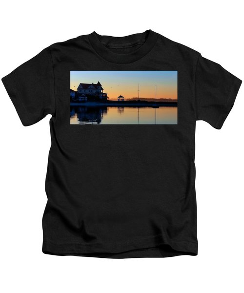 Waterfront Living Kids T-Shirt