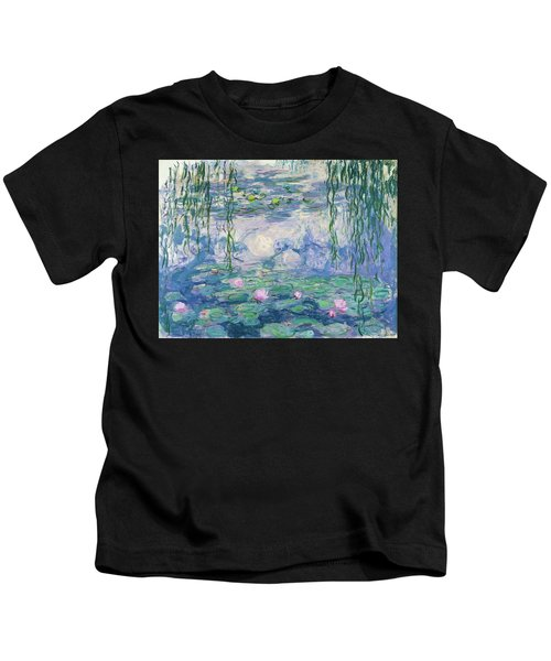 Waterlilies 1916-1919 Kids T-Shirt