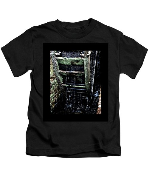 Waterwheel 1 Kids T-Shirt