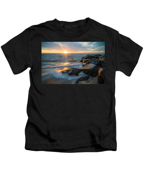 Wave Break Kids T-Shirt