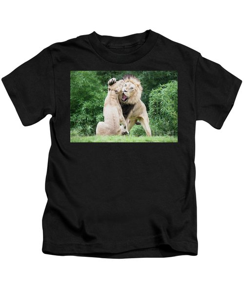 We Are Only Playing Oil Kids T-Shirt